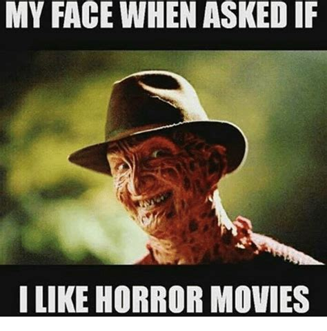 Horror Face Meme - funny horror memes pictures to pin on pinterest pinsdaddy