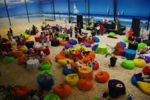Host your year end party at our indoor beach venue with any beach