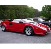 Luxury Lamborghini Cars Countach Wallpaper