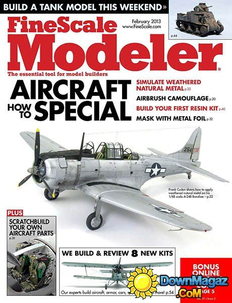 ambush mag volume 31 issue 18 2013 finescale modeler vol 31 no 02 february 2013 187 download