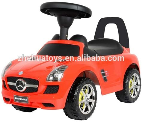 vehicle ride comfort good quality licensed baby sliding car cheap plastic swing