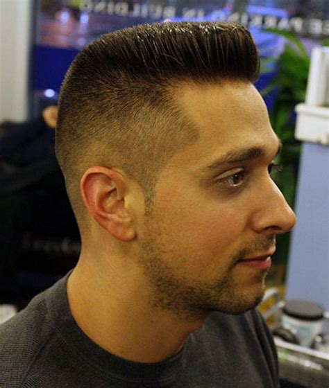 Flat Hairstyles by 14 Flat Top Haircut Pictures Learn Haircuts