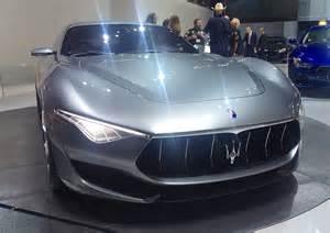 Maserati Grill Are Audi Infiniti And Maserati Design Concepts