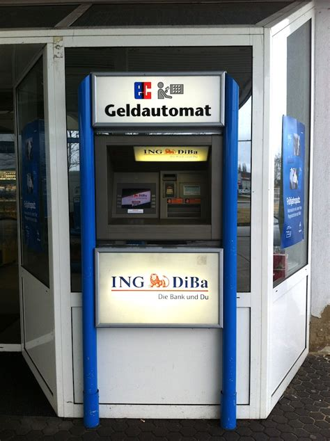 dibadu bank geldautomat ing diba dibadu bank konto mit kreditkarte