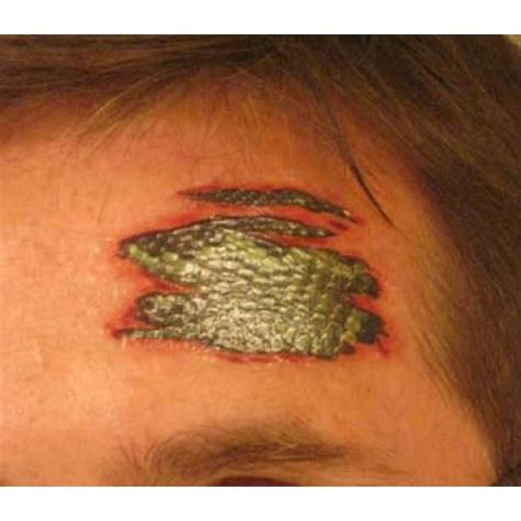snake scales tattoo designs reptile skin makeup