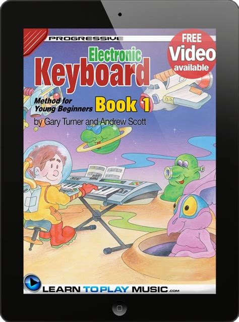 electronic keyboard tutorial books how to play keyboard for kids electronic keyboard