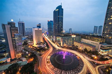 jakarta city in indonesia sightseeing and landmarks