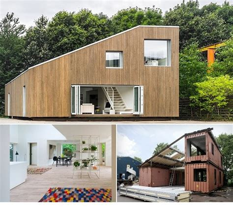 Sustainable Design Made of Shipping Containers   Home