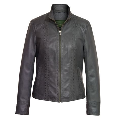 leather biker jackets for sale may grey leather jacket hidepark