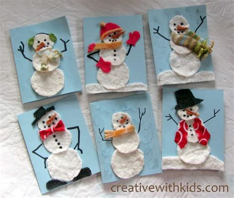 snowman cards to make scrappy snowman cards creative with