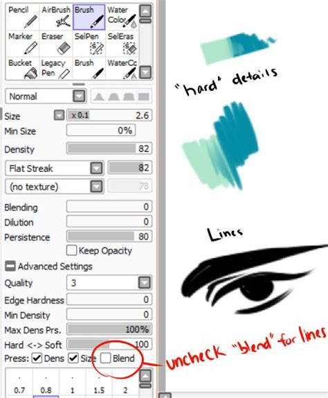 paint tool sai brush set 694 best images about sai brushes on paint