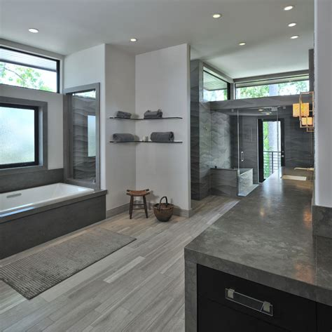 contemporary bathroom flooring 22 stylish grey bathroom designs decorating ideas