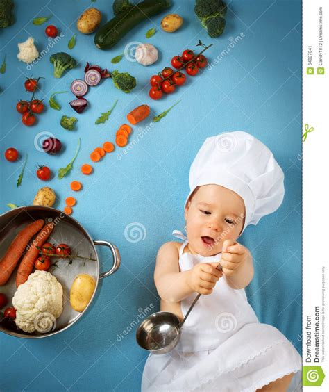 baby chef stock  royalty  images