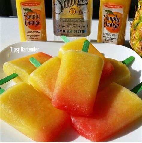 25 best ideas about alcoholic popsicles on pinterest