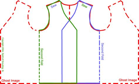sewing pattern simple vest 24 images of simple vest pattern template infovia net