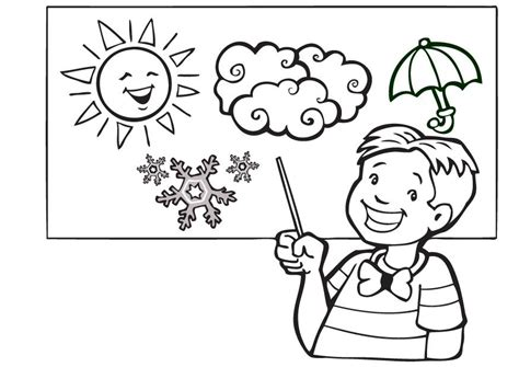 weather coloring pages for toddlers weather coloring pages printable search