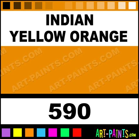 indian yellow orange artists oils paints 590 indian yellow orange paint indian