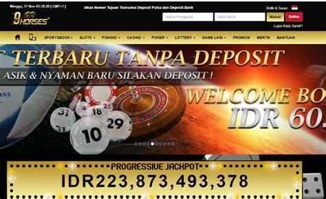horses judi gratis rp   deposit
