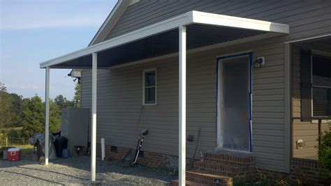 aluminum window awnings for home aluminum awnings for mobile homes yellow and white awning