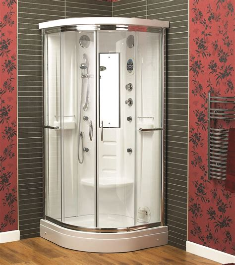 Shower Enclosure With Seat by Fantastic Small Shower Stall With Seat And Glass Enclosure