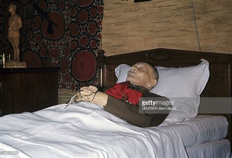 bed death maxime weygand getty images