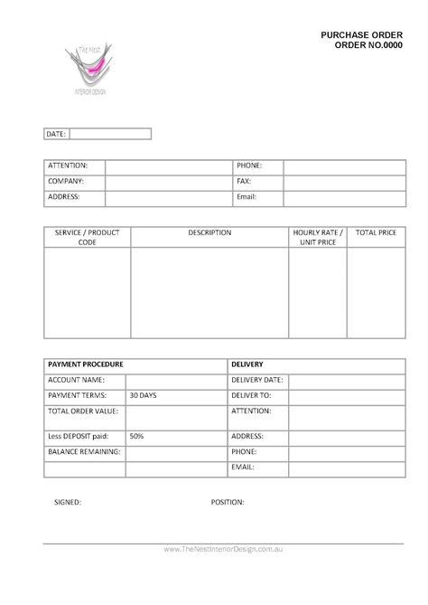 form design standards 79 interior design purchase order exle room and