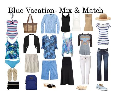 Vacation Capsule Wardrobe by 17 Best Ideas About Vacation Wardrobe On