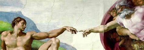 sistine chapel ceiling creation of adam the creation of adam by michelangelo