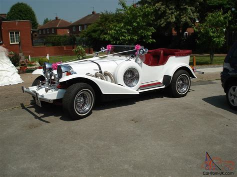 Wedding Car For Sale by Excalibur Phaeton Classic American Wedding Car