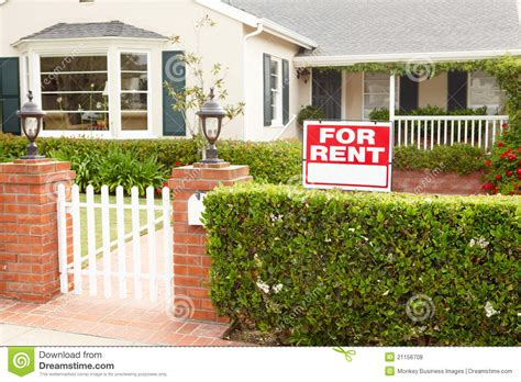 house for rent house for rent royalty free stock photos image 21156708