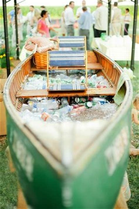 boat drinks genius a boat load of beverages went to wedding where the boat