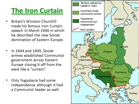 Explain The Concept Iron Curtain Savae Org