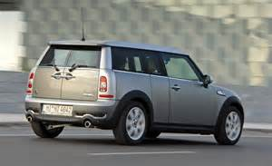2008 Mini Cooper S Clubman Car And Driver