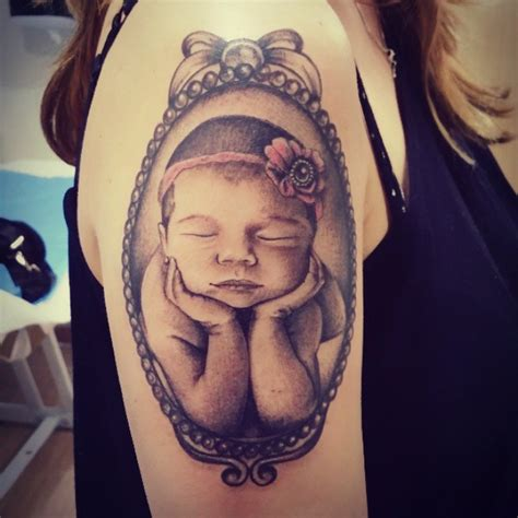 baby tattoos for men 55 best baby tattoos designs meanings and meaningful