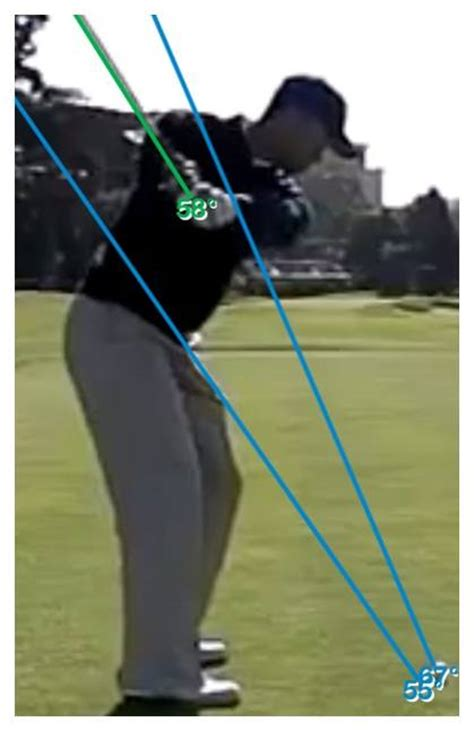 iron golf swing tips swing plane james irons golf