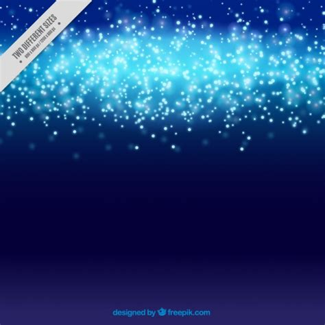 lights with lights blue band background vector free