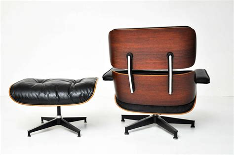 eames lounge chair rosewood 1950s rosewood charles eames lounge chair herman miller