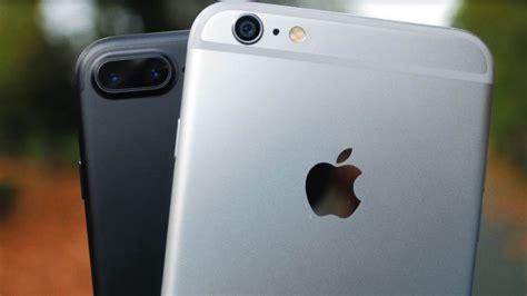 iphone 6 7 plus iphone 7 plus vs iphone 6 plus worth the upgrade