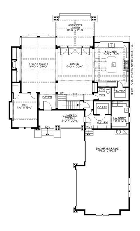 bhg floor plans bhg home plans main floor plan really like the first floor