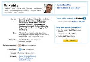 linkedin profile two linkedin profiles so use