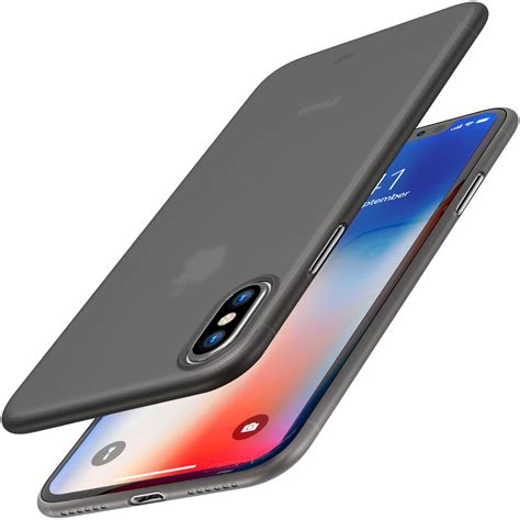 Softcase Black Matte Tempered Glass Warna Black Edition Iphone 7 iphone x screen protector kugi front back glass suit ultra thin