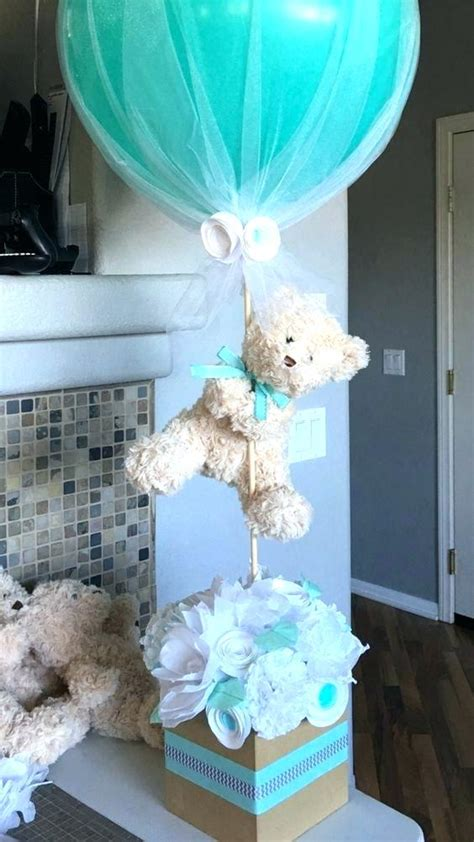 Baby Shower Teddy Decorations by Teddy Baby Shower Decorations Wheresthecommon