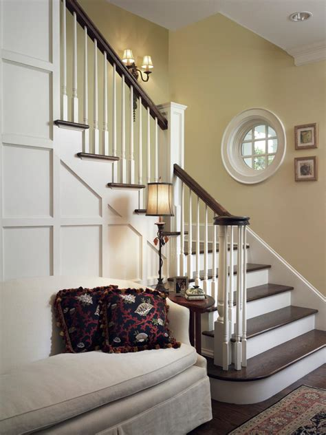 Staircase Window Ideas White Other Space Photos Hgtv