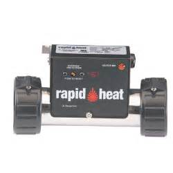 174 s750000 rapid heat inline whirlpool bath tub heater