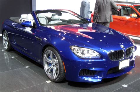 how does cars work 2007 bmw m6 security system file 2012 bmw m6 convertible 2012 nyias jpg wikimedia commons