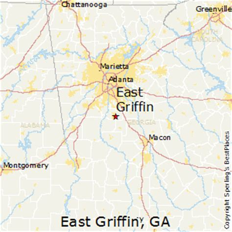 best places to live in east griffin