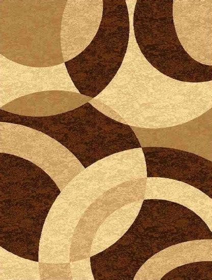 Softest Rug Material by Rug Liquidators Premium 1050 Chocolate