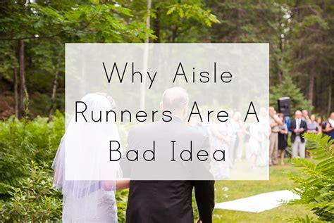 wedding aisle runner outdoor wedding wednesday aisle runner wren photography