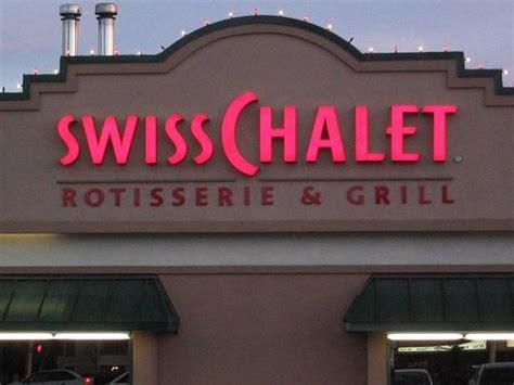swiss chalet kelowna 2115 louie dr restaurant reviews