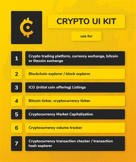 themeforest ui kit free download themeforest cryptic crypto ui kit site